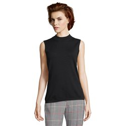 Betty Barclay Sleeveless Top Black