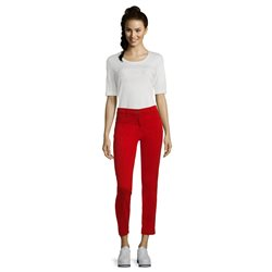 Betty Barclay 7/8 Slim Fit Jean Red