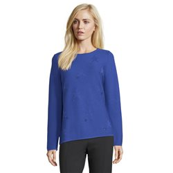 Betty Barclay Star Jumper Royal