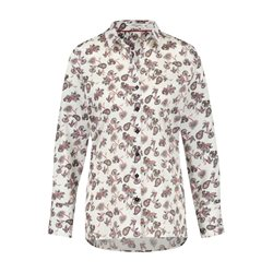 Gerry Weber Paisley Print Shirt Cream