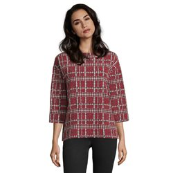Betty Barclay Textured Top Red
