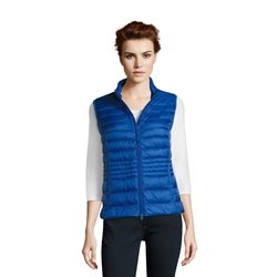 Betty Barclay Down Gilet Royal