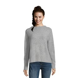 Betty & Co Cosy Knit Jumper Silver