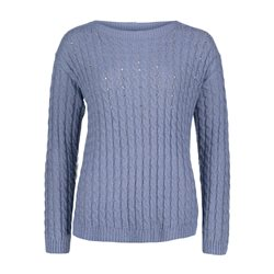 Betty Barclay Jewel Detail Jumper Blue