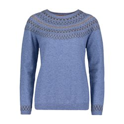 Betty Barclay Winter Design Jumper Blue