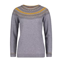Betty Barclay Winter Design Jumper Grey