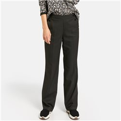 Gerry Weber Pinstripe Trouser Black