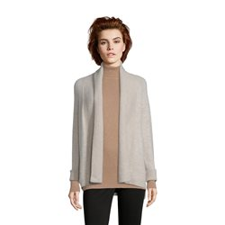 Betty Barclay Soft Textured Cardigan Beige