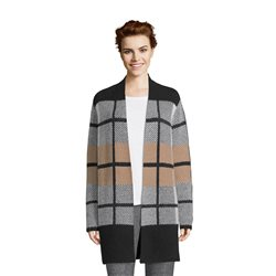 Betty Barclay Blanket Knit Cardigan Black