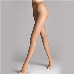 Wolford Nude 8 Tights Caramel