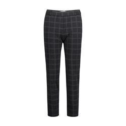 Betty & Co Check Trousers Black