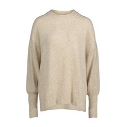 Betty & Co Relaxed Jumper Beige