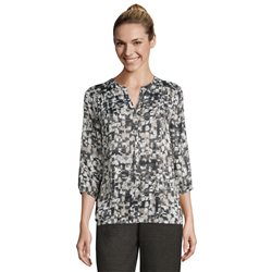 Betty & Co 3/4 Sleeve Blouse Black