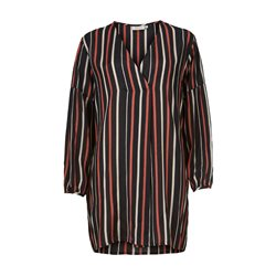 Masai Gunda Striped Tunic Red