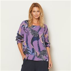 Masai Borna Top Purple