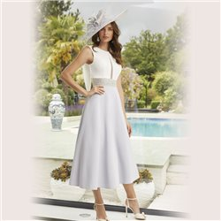 Ronald Joyce 29460 Dress Silver