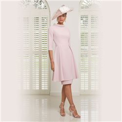 Ronald Joyce 991502 Dress Blush