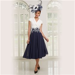 Ronald Joyce 991513  Dress Navy