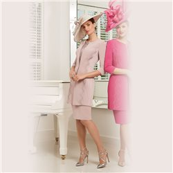 Ronald Joyce 91521 Dress And Coat Cameo Rose