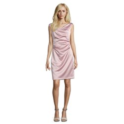 Vera Mont Satin Dress Pink