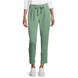 Betty & Co Crepe Trousers Green