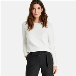 Gerry Weber Knitted Jumper Off White