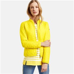 Taifun Lightly Padded Coat Yellow
