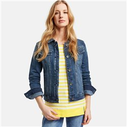 Taifun Denim Jacket Blue