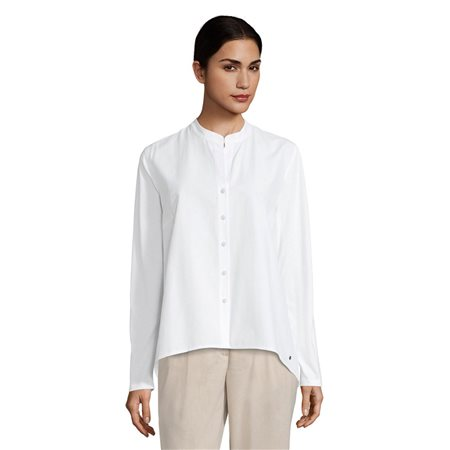 Betty & Co Long Shirt White  - Click to view a larger image