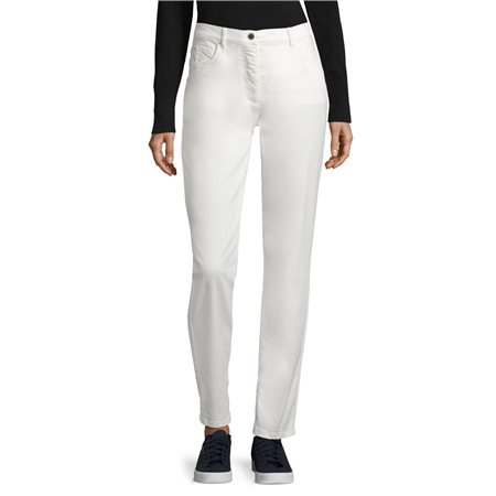Betty Barclay Perfect Body Jeans Off White  - Click to view a larger image