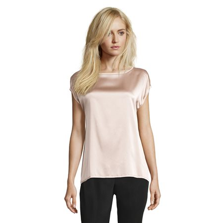 Betty Barclay Cap Sleeve Top Pink  - Click to view a larger image