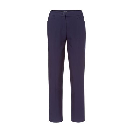 Olsen Lisa Business Trouser Navy  - Click to view a larger image
