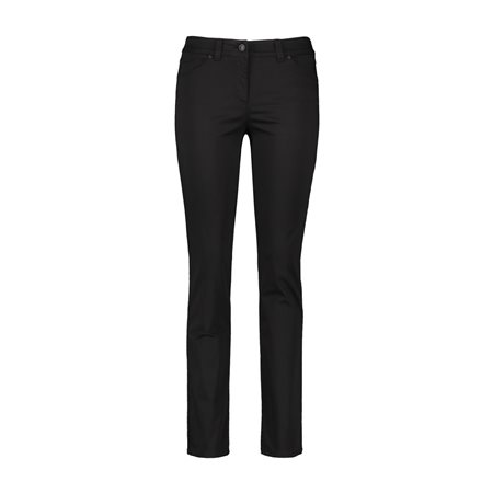 Gerry Weber Best 4 Me Organic Cotton Jean Black  - Click to view a larger image
