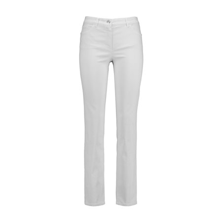 Gerry Weber Romy Jeans White  - Click to view a larger image