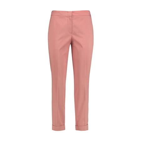 Gerry Weber Chino With Turn Up Hem Pink  - Click to view a larger image