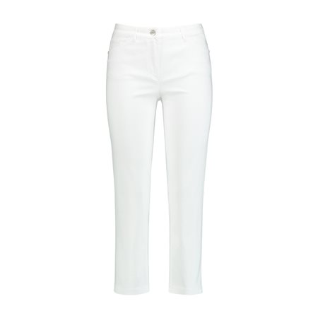 Gerry Weber 7/8 Trouser White  - Click to view a larger image
