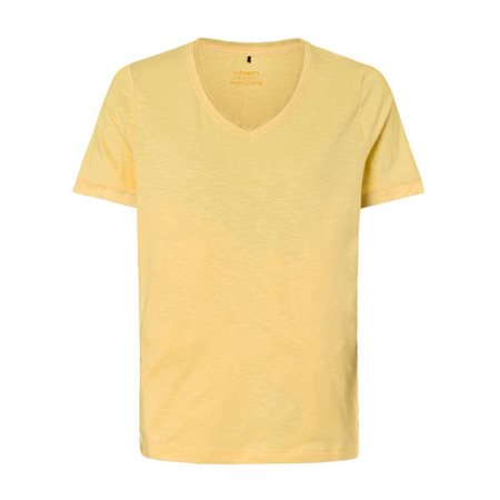 Olsen Organic Cotton Top Yellow  - Click to view a larger image