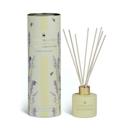 Marmalade Of London English Lavender Reed Diffuser Lemon  - Click to view a larger image
