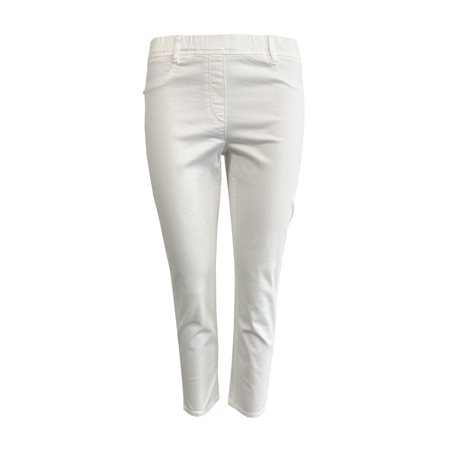 Lebek Pull On Jean Off White  - Click to view a larger image