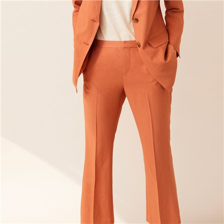 Part Two Delva Classic Trousers Rust  - Click to view a larger image