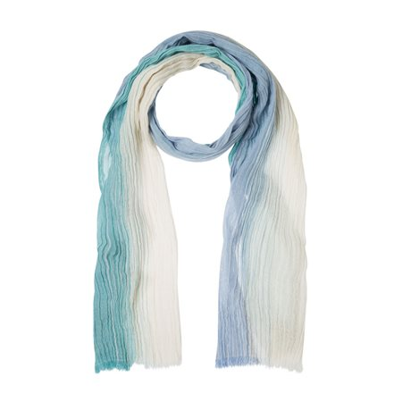 Olsen Ombre Scarf Blue  - Click to view a larger image