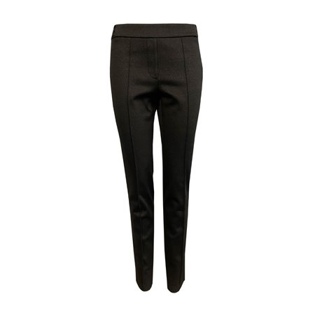 Lebek Stretch Pattern Trouser Brown  - Click to view a larger image