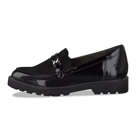 Tamaris Frontera Slip On Black 1