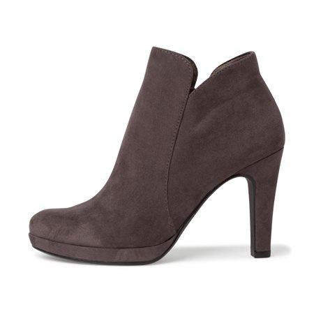Tamaris Montilla High Heel Boot Grey  - Click to view a larger image