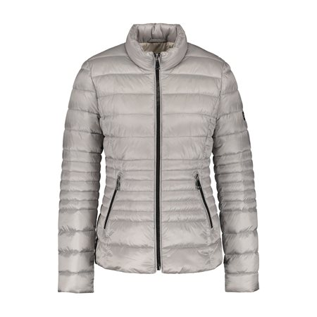 Gerry Weber Quilted Jacket Silver  - Click to view a larger image