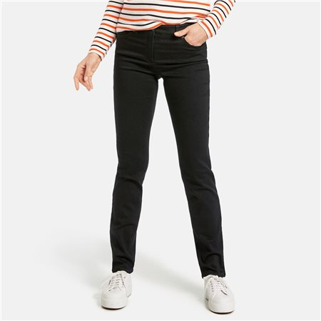 Gerry Weber Best 4 Me 'slim Fit' Jean Black  - Click to view a larger image