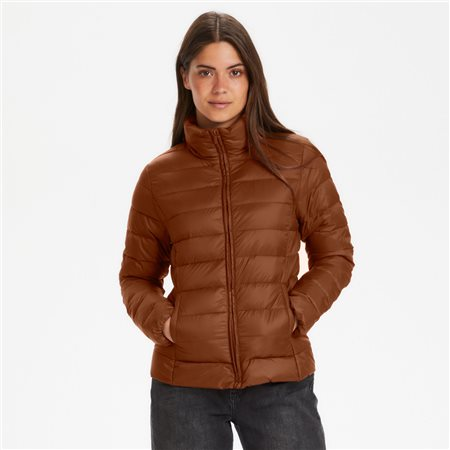 Part Two Downa Jacket Light Brown  - Click to view a larger image