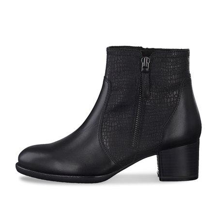 Tamaris Montril Boot Black  - Click to view a larger image