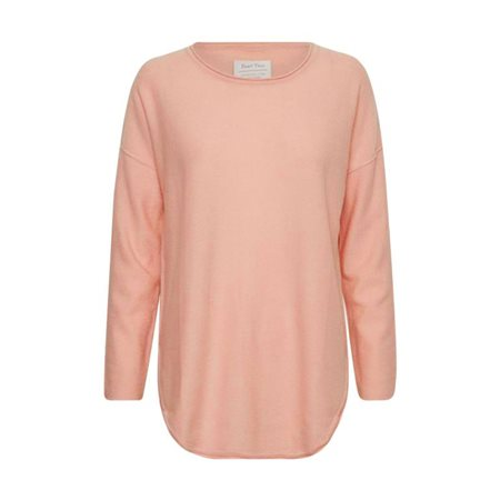 Part Two Lliviasa Wool Jumper Pink  - Click to view a larger image