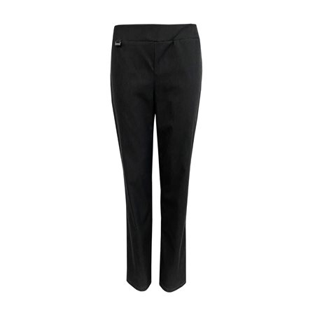 Picadilly Pull On Trousers Charcoal  - Click to view a larger image